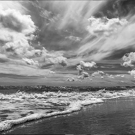 Poem of the Week: LOW LANDS, HIGH SKIES, SALT WATER