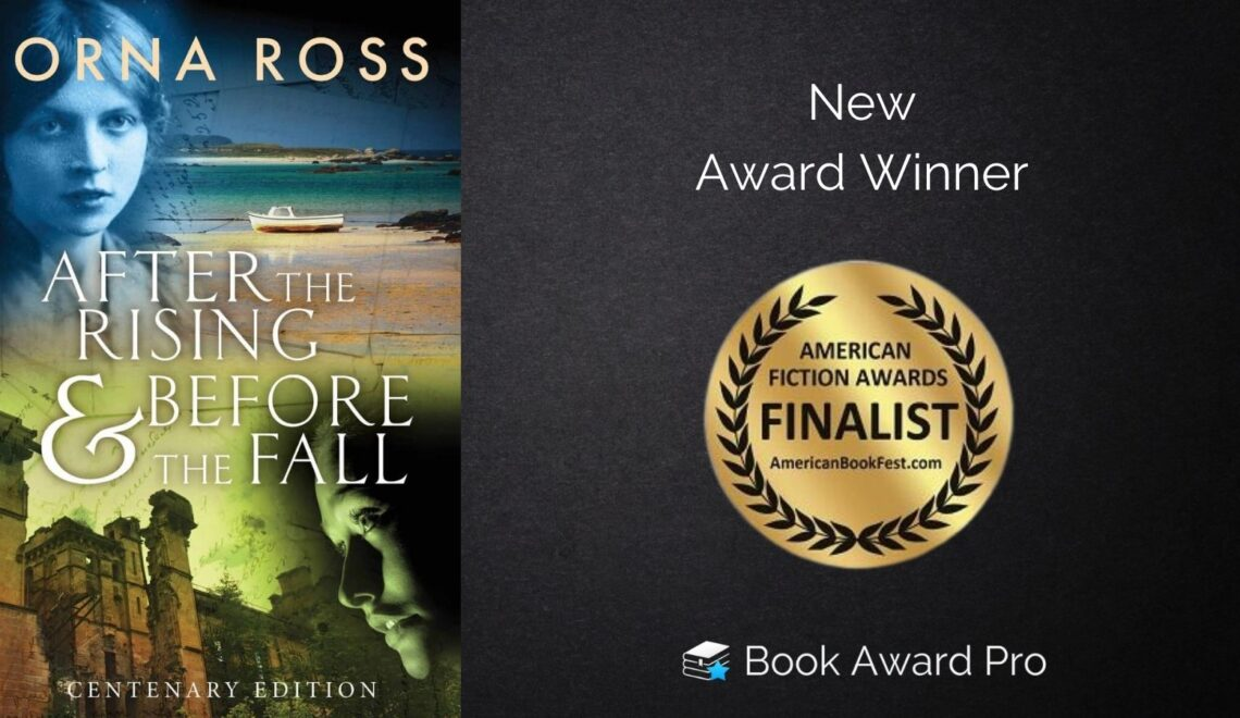 After the Rising & Before the Fall - American Fiction Awards Winner