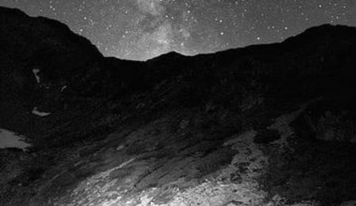 Poem of the Week: Milky Way